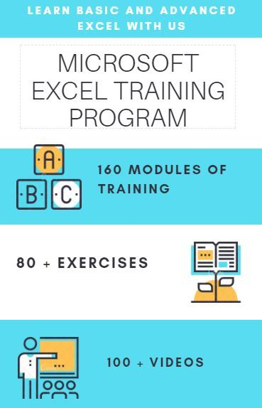 Microsoft-Excel-Training-course