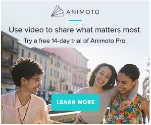 Animoto Video Creator