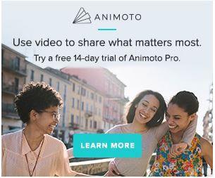 Animoto Video Creator