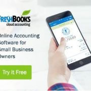 Freshbooks -accountancy software