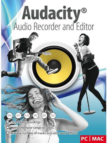 Audacity---Audio-Recorder-and-Editor