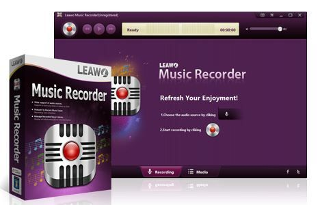 Leawo---Music-Recording-App