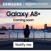 Samung Galaxy A8+ 2018