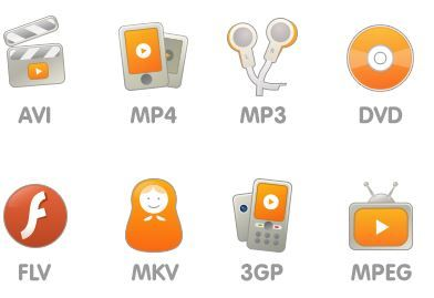 Supported media formats