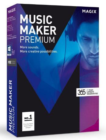 magix music manager