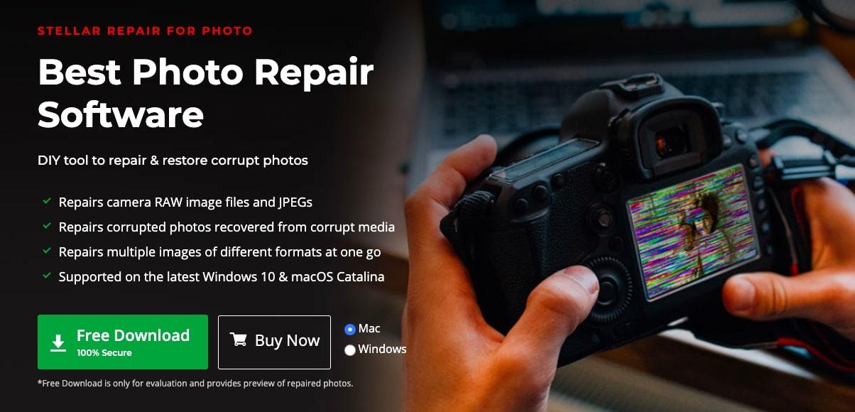 Photo Repair Software