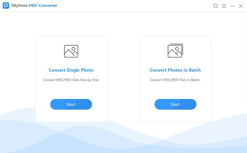 Convert single or multiple Photos