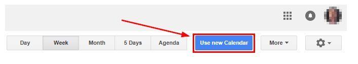 Google Calendar 2018 Update