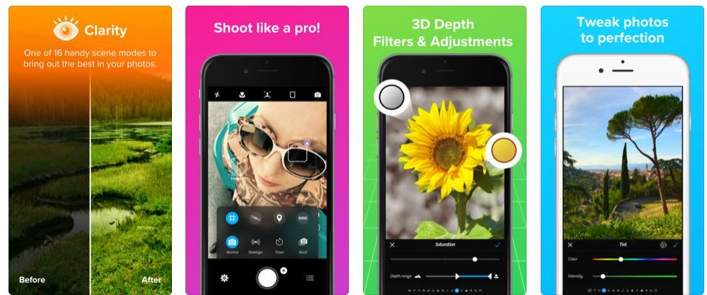5 of the best selfie apps for iPhone (Free & Paid) 2018