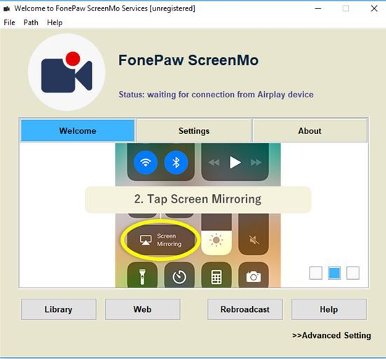 Fonepaw-screenmo-Services