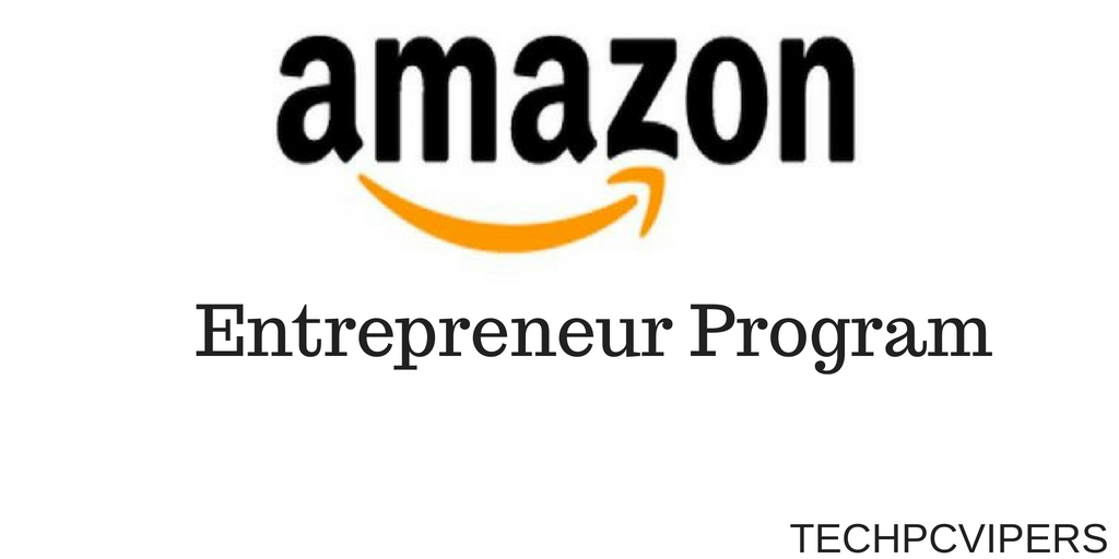 Amazon Entrepreneur Program