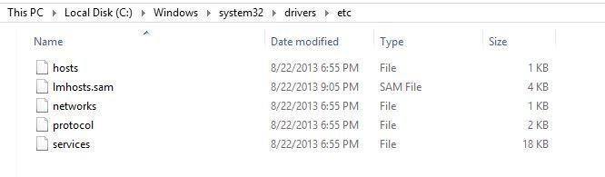 System-Files