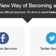 Famoid Social Media Services