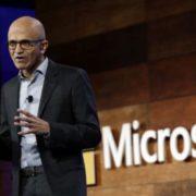 Microsoft CEO, Satya Nadella