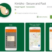 Patanjali Kimbho App