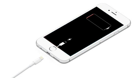 Charge your Iphone