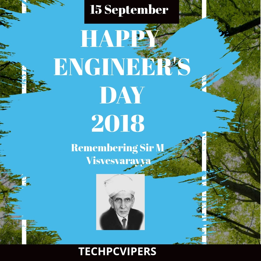 Engineers Day 2018