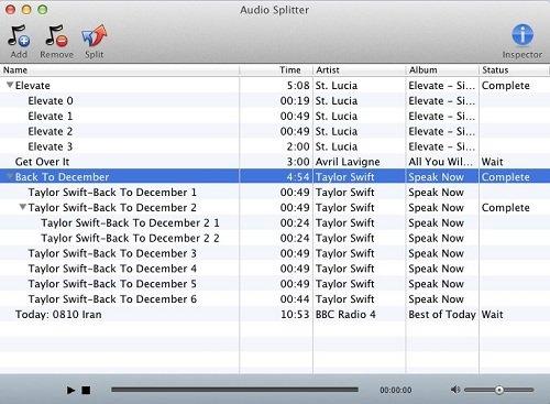 Macsome Audio Splitter