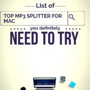 Top Mp3 Splitter for Mac
