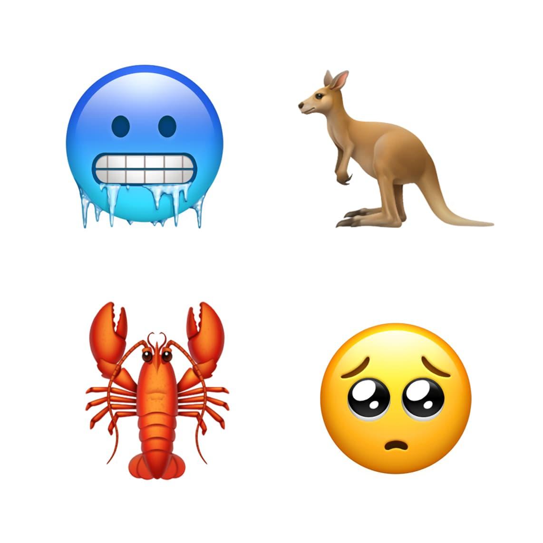 ios-121-emoji-update-cold-kangaroo-lobster-sad