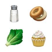 ios-121-emoji-update-salt-lettuce-bagel-cupcake