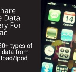 Joyoshare Iphone Data Recovery Mac