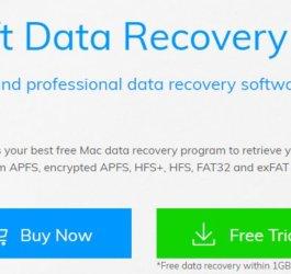 IBoysoft Data Recovery Mac