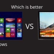 Windows Vs Mac