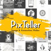 Pixteller Animation Editor