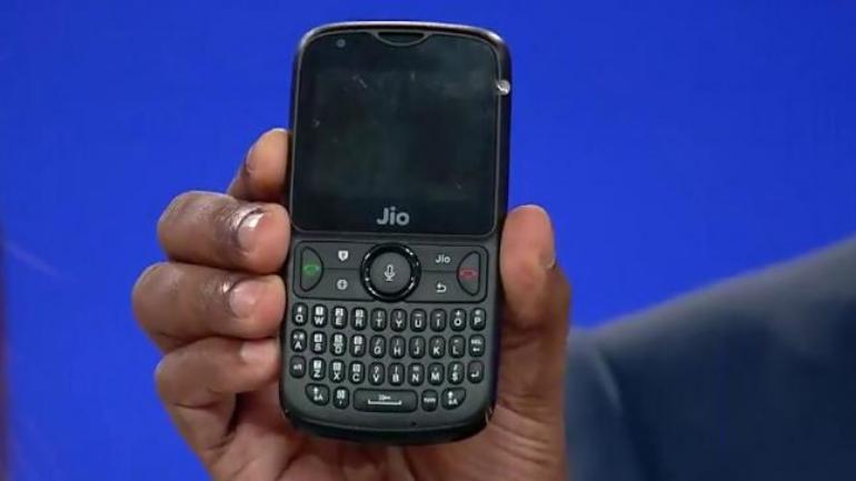 Reliance Jiophone 3 Touchscreen Smartphone