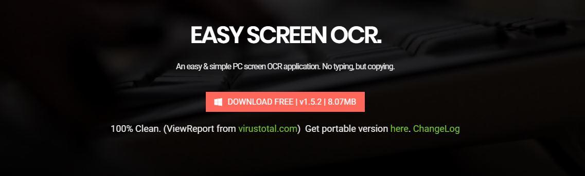 The best screenshot OCR software