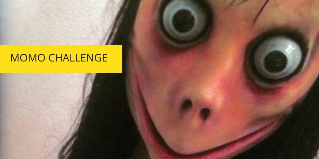 Momo Challenge WhatsApp