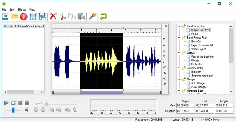 Voice-Editor