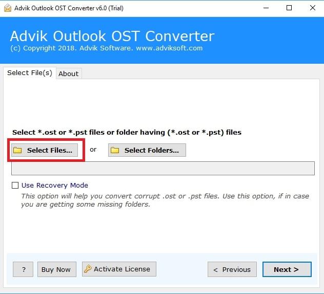 Adviksoft OST Converter