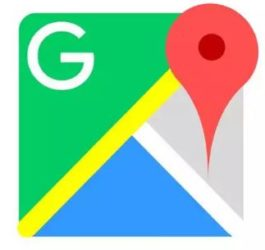 Google maps added public transport features