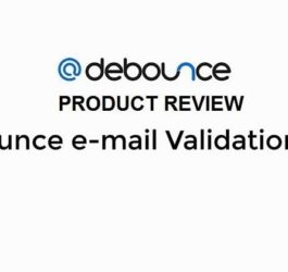Debounce - Email Validation Tool