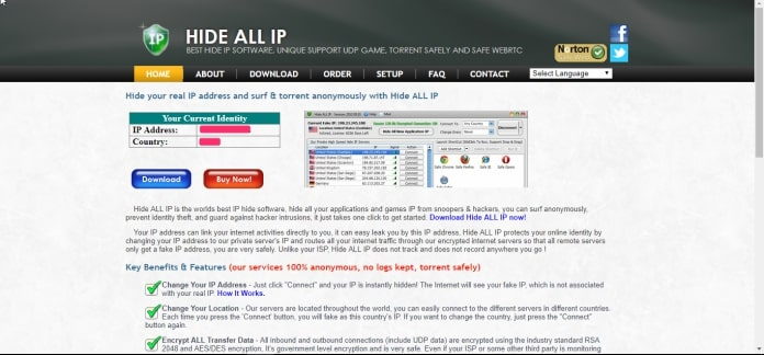 Hide-ALL-IP-VPN-Homepage