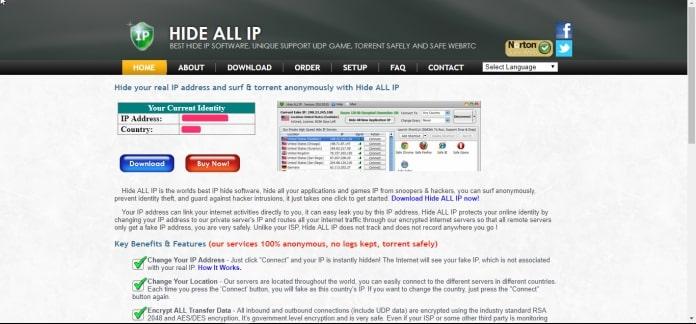 Hide-ALL-IP-VPN-Homepage