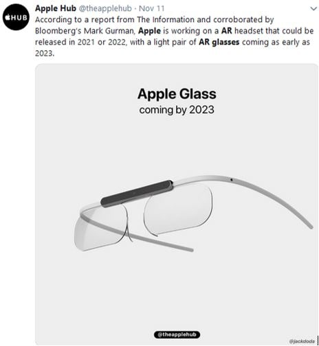 Apple-glasses