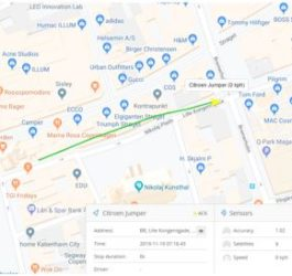 GPS-Fleet-tracking-and-Management-System