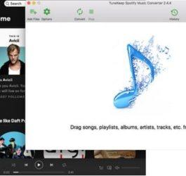 Open-TuneKeep-Spotify-Music-Converter
