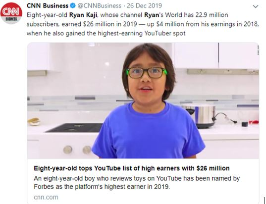 youtube-highest-earner
