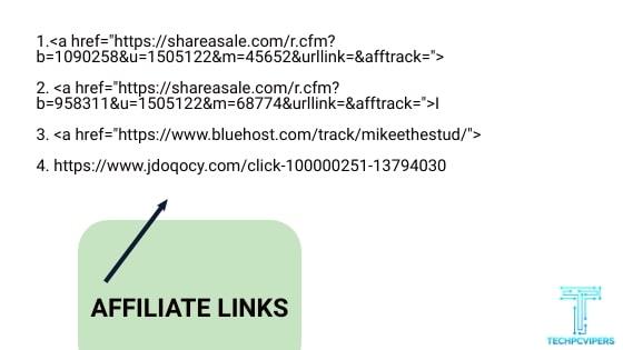 Affiliate-LINKS