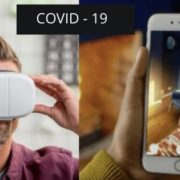 COVID-19-Using-AI-VR