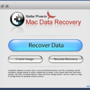 MAC hard drive recovery system