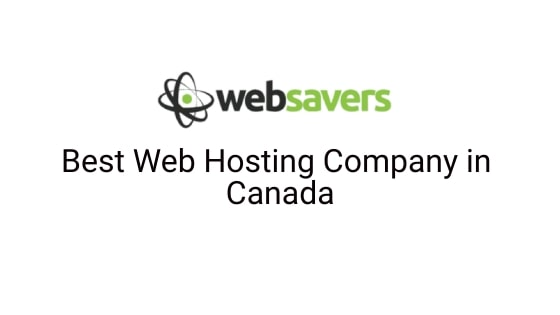 Best Web Hosting Company in Canada