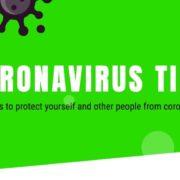 Coronavirus-Tips