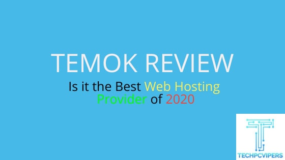Temok Web Hosting  Review