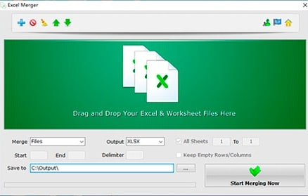 Download-Excel-Merger-for-WIndows