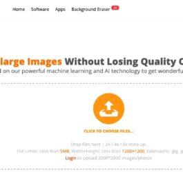 AI-Image-Enlarger